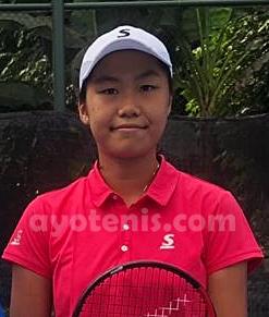 Janice Tjen Pijakkan Kaki ke Semifinal Thamrin International Junior Championships