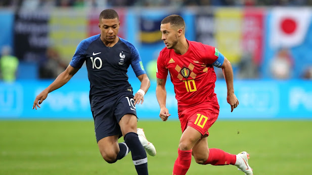 موعد مباراة بلجيكا وفرنسا في دوري الأمم الأوروبية والقناة الناقلة