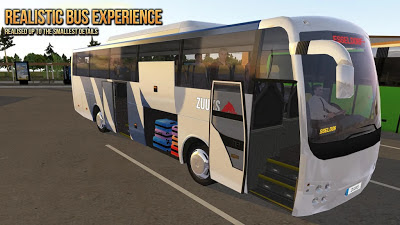 Bus Simulator Ultimate مهكرة
