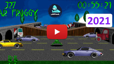تحميل لعبة الضفدعه القديمة 3D Frog Frenzy يوتيوب