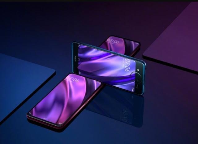 Vivo NEX Dual Display tampilan menawan