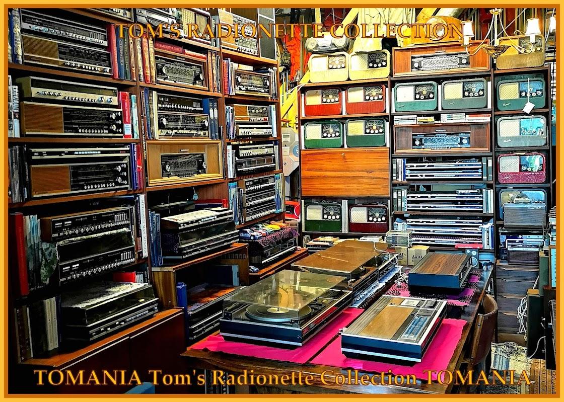 RADIONETTE SOUNDMASTER RADIO MODELS