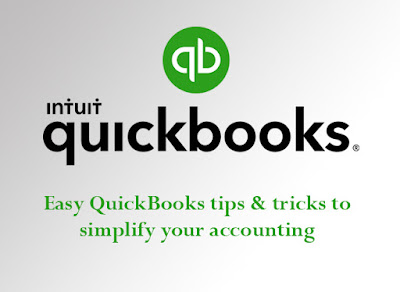 Quickbook tips and tricks