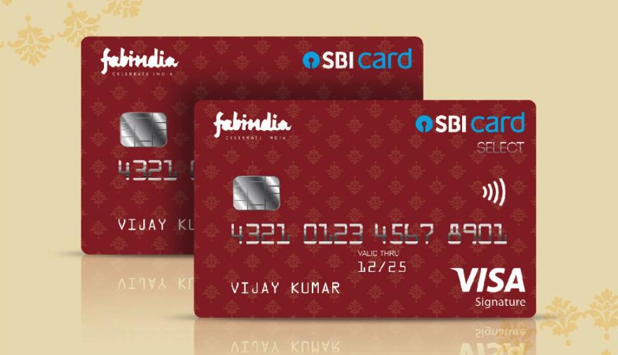 Fabindia SBI Card SELECT