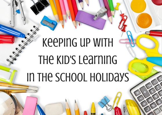 Keeping Up With The Kids Learning During The Holidays Teacher Types