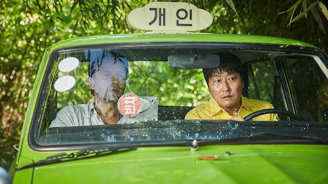 A Taxi Driver Corea