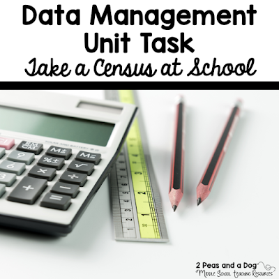 Use real life data or statistics to make math interesting in the classroom.