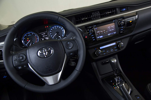 Toyota Corolla 2017 Dynamic - painel