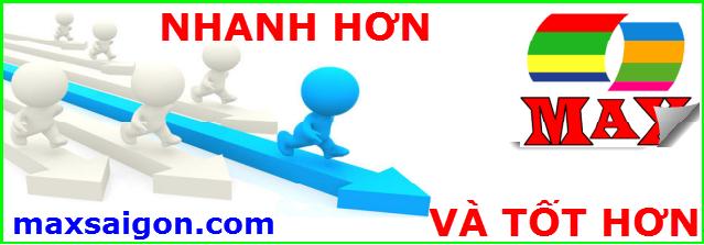 Dịch vụ chuyển phát nhanh nhanh nhất tại Việt Nam | Max sài gòn