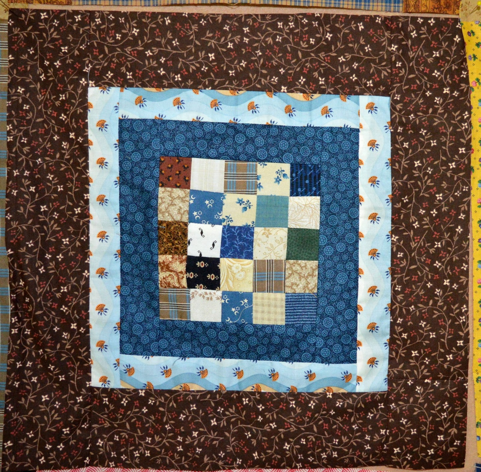 playing checkers quilt pattern - HD1600×1570