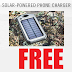 Free Solar Powered Phone Charger From Malrboro