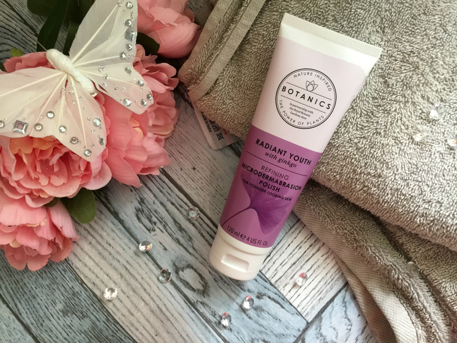 boots radiant youth microdermabrasion polish
