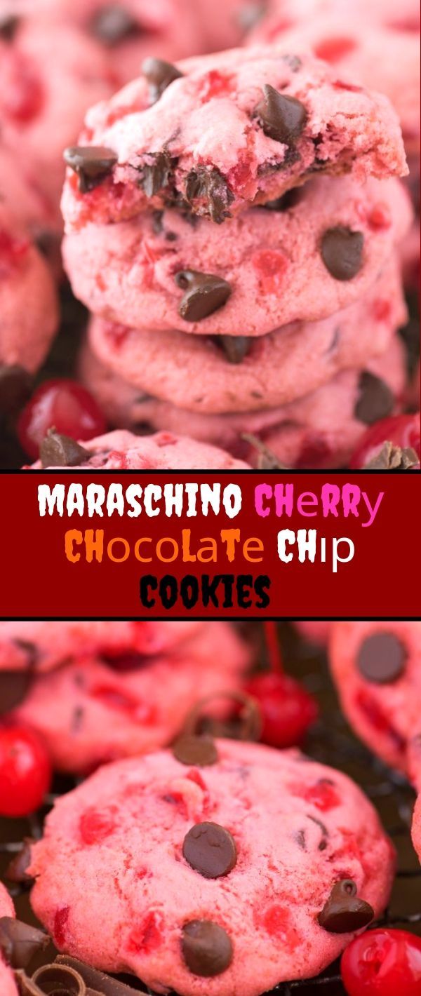 Maraschino Chеrrу Chосоlаtе Chір Cookies #Maraschino #Chеrrу #Chосоlаtе #Chір #Cookies Cookie Recipes Chocolate Chip, Cookie Recipes Easy, Cookie Recipes Christmas, Cookie Recipes Keto, Cookie Recipes From Scratch,