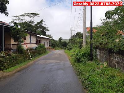 Tanah Kosong Dijual di Kota Ambon,  Akses Jalan Mudah, Lokasi Strategis, CP 0822.8788.7070