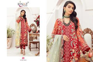 Rinaz Fashion Jazmin Vol 16 Pakistani Suits