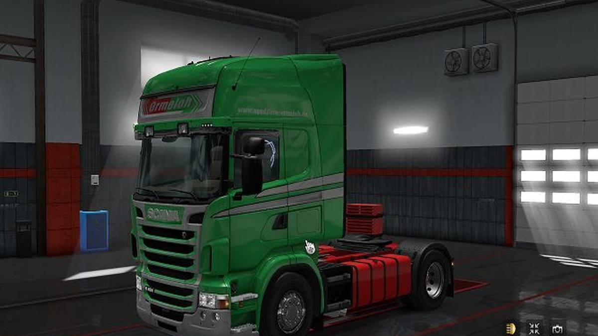Scania RJL Ormeloh Skin
