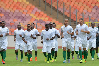2018 World Cup Qualifier: Four Things Super Eagles Must Do To Beat Chipolopolo In Ndola