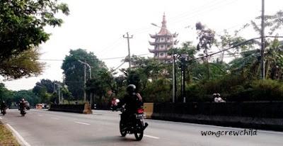 lokasi alamat pagoda avalokitesvara watugong semarang