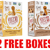2 Free Boxes of Perfect Kids Snack Bars - Mailed Coupon