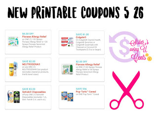 image regarding Flonase Coupons Printable identified as Fresh Printable Discount coupons Presently!