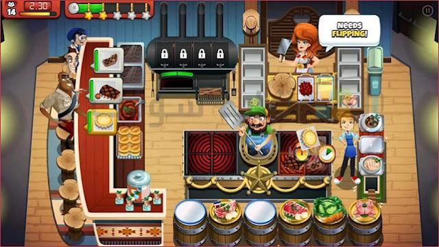 لعبة الطبخ للموبايل والكمبيوتر مجاناً برابط مباشر
