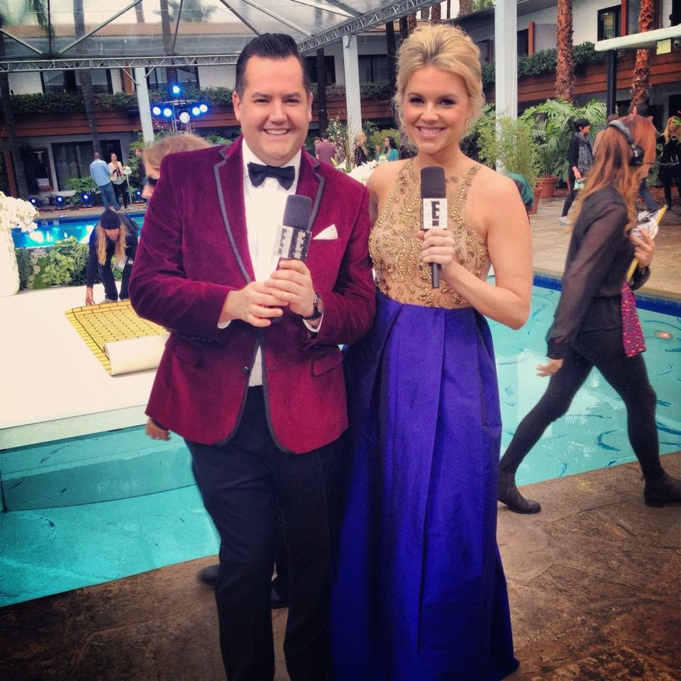 Ali Fedotowsky chats on beauty and fashion