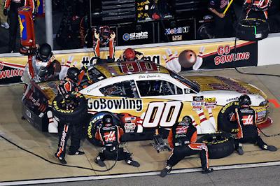 The 00 'Go Bowling 250' #NASCAR Car