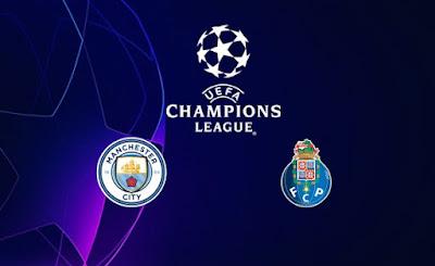 مشاهدة مباراة مانشستر سيتي ضد بورتو 21-10-2020 بث مباشر في دوري ابطال اوروبا