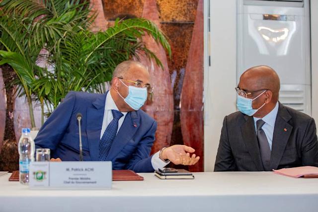 COTE D'IVOIRE | Nouveau programme gouvernemental