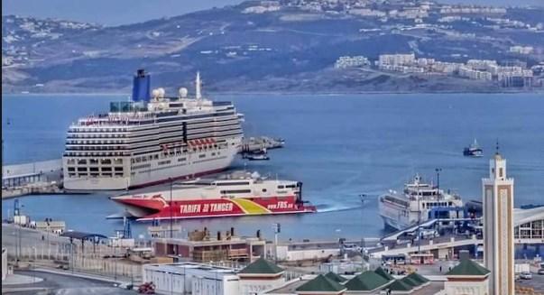 ميناء طنجة المدينة المغربية كل المعلومات عن ميناء طنجة المتوسط
