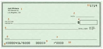 How To Write A Check: Fill Out A Check