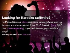 Software Karaoke Terbaik Untuk Windows dan MAC