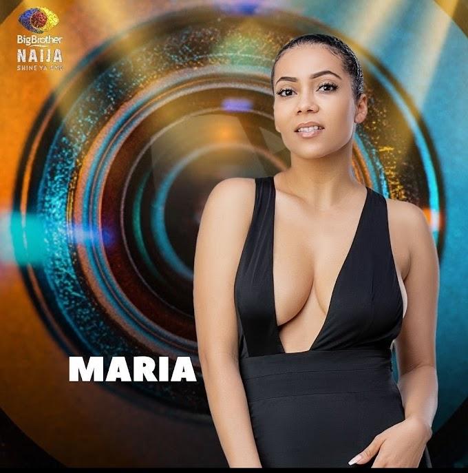 BBNaija2021: Meet Maria, the most beautiful BBNaija 2021 Housemate, See her profile, photos, and videos