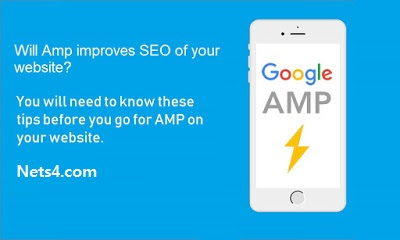 Will Google Amp improves SEO of your website?
