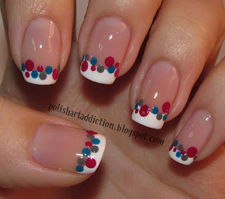 Top All American Patriotic Nail Art Designs A Sparkly Life For Me