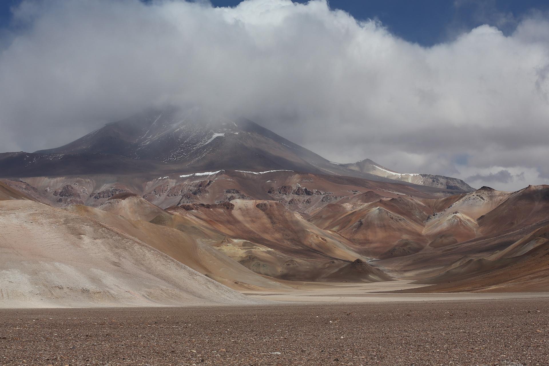 Nevado Tres Cruces National Park 2