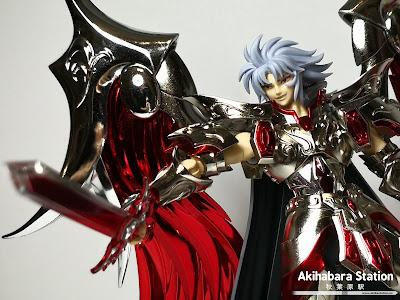 Saint Cloth Myth EX God of War Ares de Saint Seiya Saintia Sho - Tamashii Nations