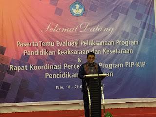 Kemendikbud Imbau Dinas Pendidikan Kabupaten/Kota Jemput Bola Penyaluran KIP