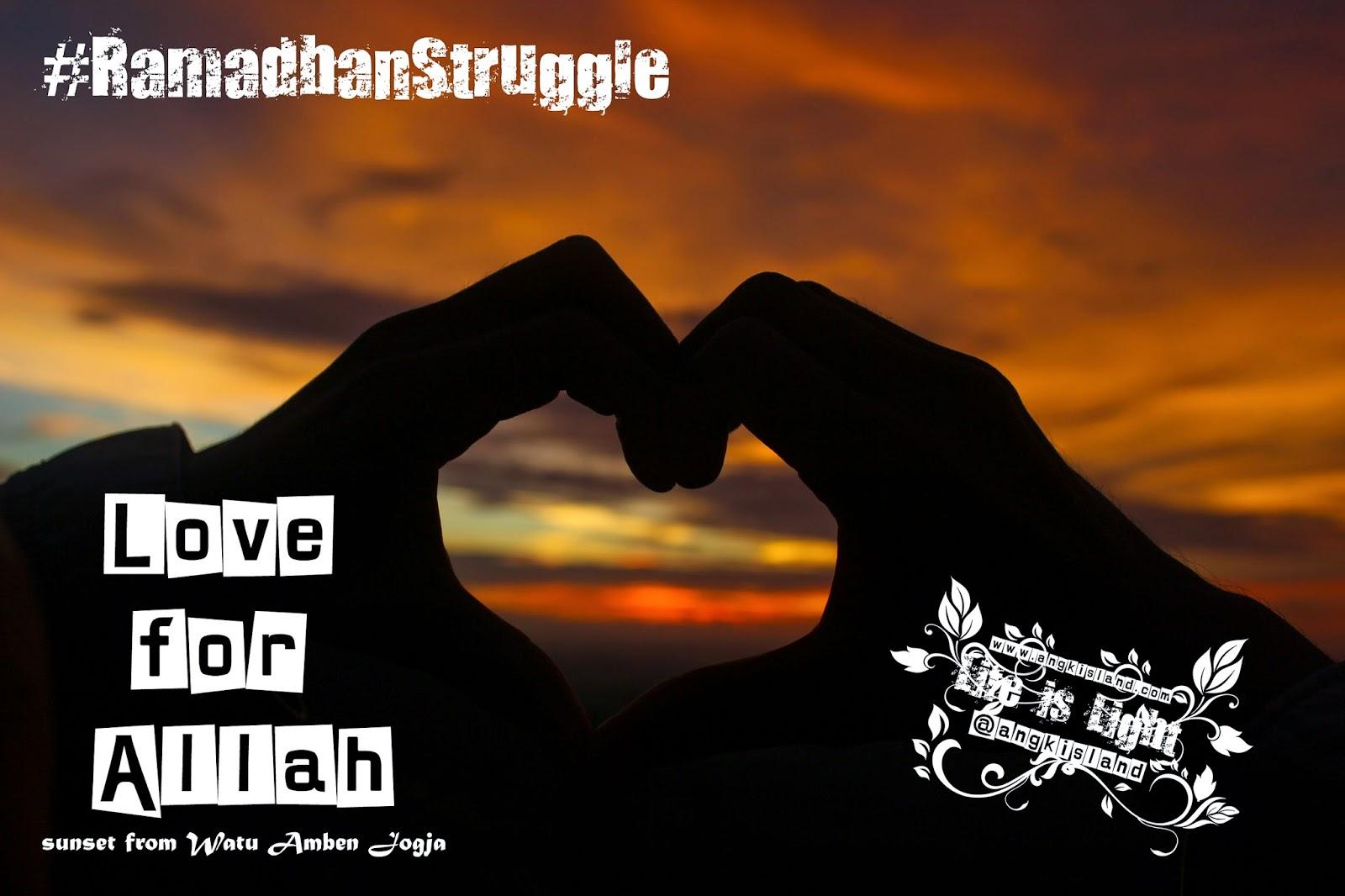 ramadhan struggle