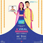 Shreya Dhanwanthary and Amol Parashar web series A Viral Wedding