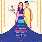 Shreya Dhanwanthary and Amol Parashar web series A Viral Wedding