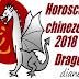 Horoscop chinezesc 2018 - Dragon