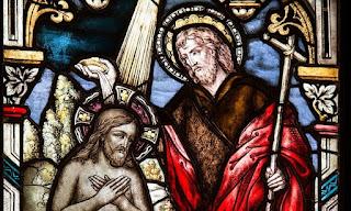Hz. İsa'nın Vaftiz Edilmesi