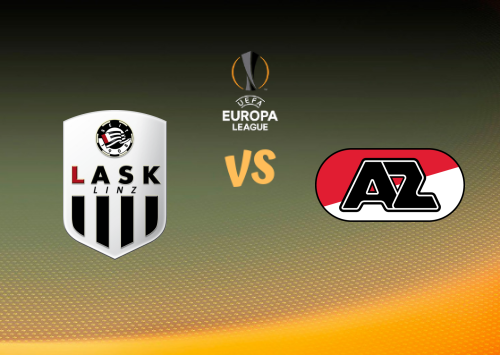 LASK Linz vs AZ Alkmaar  Resumen