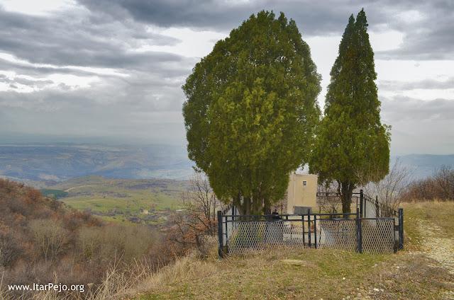 Resting place of Gjorgi Sugarev (Ѓорѓи Сугарев), Macedonian revolutionary