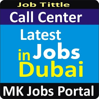 Call Center Jobs In UAE Dubai With Mk Jobs Portal