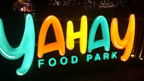 Wow! New Viral Attraction, Yahay Food Park in Talisay City, Cebu