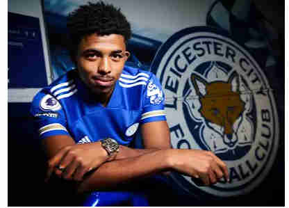 Leicester City sign French defender Wesley Fofana