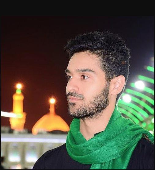 Ana Ali Ibne Hussain Noha Lyrics - Ali Shanawar