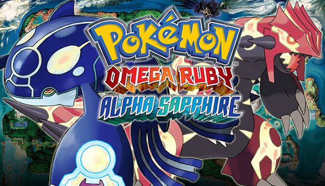 Jogadores relatam problemas de funcionamento em cópias de Pokémon ORAS